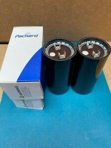 2!! Baldor Capacitors EC1216C06SP 216-259UF 220/250V NEW!! same 091A216B250CE7A