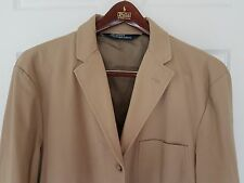 Mens POLO RALPH LAUREN blazer/jacket/sport coat. Size large. Immaculate RRP£275.