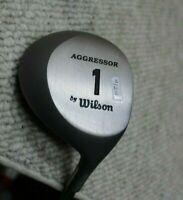 *NEW GRIP Wilson Aggressor #1 Driver Women's Right Hand                     #124