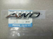 2013 2014 2015 2016 Mazda CX5 rear awd emblem oem new free shipping !!