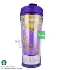 ST057 10oz Starbucks Chinese mid Autumn rabbit bunny purple Tumbler