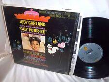 s/t GAY PURR-EE JUDY GARLAND-WARNER BROS B 1479 MONO VG+/VG+ LP