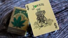 2 Bicycle Hemp Decks by US Playing Cards