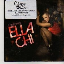 (CV155) Ella Chi, Gobstopper - 2009 DJ CD
