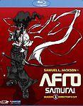 Afro Samurai (Blu-ray Disc, 2008, Directors Cut Repriced Uncut)
