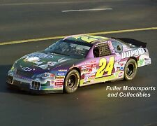 JEFF GORDON #24 LOONEY TUNES BUGS BUNNY CHEVY 2001 8X10 PHOTO NASCAR WINSTON CUP