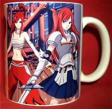 ERZA SCARLET FAIRY TAIL - Coffee MUG - Anime - Manga gift - One piece