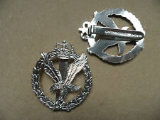 Army Air Corps cap/beret badge, new + un-issued.