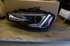 AUDI A5 S5 RS 2012- 2016 XENON LED DRL HEADLIGHT LEFT GENUINE P/N 8T0941005D