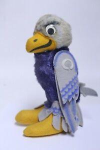 NICE VINTAGE COLLEGIATE PERSONALITY PETS COCALICO EAGLES FELT EAGLE