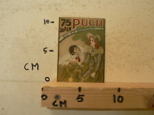 STICKER,DECAL PUCH BROMFIETS MOPED VINTAGE 75 JAAR PUCH