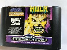The Incredible Hulk / Cart / Sega Mega Drive