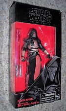 "Star Wars 6"" Black Series DARTH REVAN Expanded Universe #34 MOC C9 In Stock"