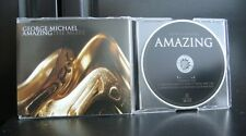 George Michael - Amazing (The Mixes) 3 Track CD Single