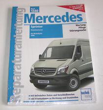 Reparaturanleitung Mercedes Sprinter CDI Diesel - Typ W 906 - ab 2006!