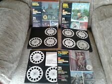 Vintage GAF Talking View Master Reels Charlie Brown Caspers Ghostland More