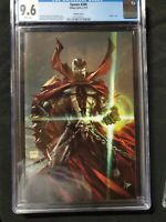 """Spawn #300 CGC 9.6 Variant Cover L """"Virgin"""" Cover"""