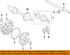 Mercedes MERCEDES-BENZ OEM 10-15 E350-Front CV Axle Joint Boot 2213300285