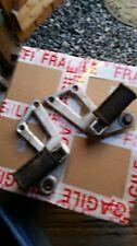 Suzuki gsx 1100 f powerscreen rear footrest hangers complete