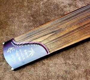 "49"" Travel Guzheng Harp Chinese instrument zither Koto 21-String #02502"