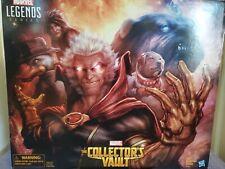 SDCC 2016 Hasbro Exclusive - Marvel Legends - The Collector's Vault Figure Set