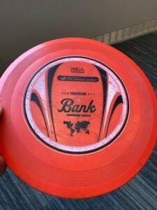 Rare Frisbee Disc Touchline Bank Turnover Driver 172g Wham-o Disc Golf -- 2003