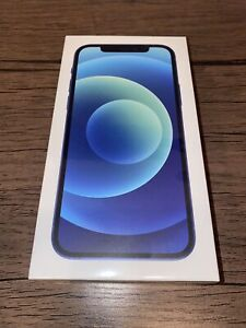 New Sealed Apple iPhone 12 - 64GB - Blue (T-Mobile/Sprint) - Fast Free Shipping