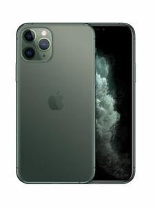 Apple iPhone 11 Pro - 64GB - Nachtgrün Silikon + Panzer Geschenkt