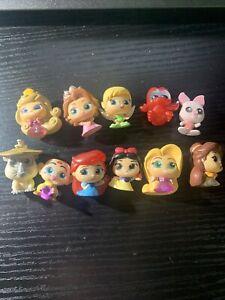 Disney Doorables - Series 6 - Lot 3 - 11 Figures - Princess - Tinkerbell + More