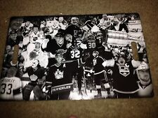 Los Angeles Kings Opening Night 50th Anniversary Poster (Noisemaker) 10/14/2016