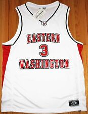 Eastern Washington Eagles Ewu #3 Sz Youth Xl Ot Sports Basketball Jersey New