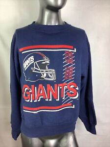 VTG Official Licensed Product By CHAMPION Inc. New York NY Giants Sweatshirt USA