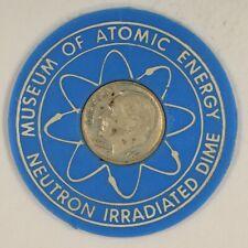 1965 Irradiated Dime. Raw2824/Jh