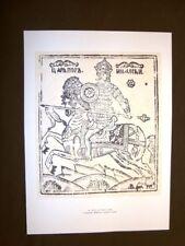 Il Re delle Indie Poro + Alessandro il Macedone Stampa popolare russa Russia