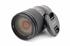 Sony SEL18200 SEL 18-200mm f/3.5-6.3 IS OSS E-Mount Lens