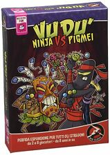 GDT Boardgame - Vudù Ninja VS Pigmei - Red Glove Fun - ITA NUOVO