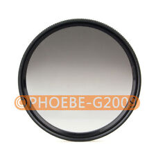 58mm 58 mm M58 Graduated Grey ND Filter