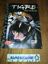 DOCUMENTAIRE TIGRE DES MARAIS DVD VF
