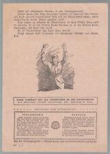 etwa 1943 Flugblatt / Passierschein Rote Armee Kennung 275 Top erhalten
