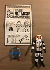 Major Matt Mason Excellent JetPack and Matt Mason figure w/original instructions