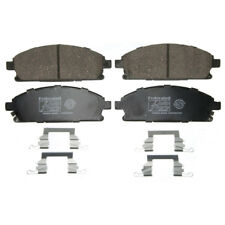 Disc Brake Pad Set Front Federated D691C