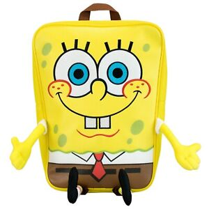 Spongebob Squarepants Backpack I Kids Spongebob Bag I Sponge Bob Rucksack