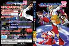 Rare!! Doujin PC Game Rockman R Dr.Wily Counterattack Action Megaman Japan