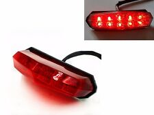 Red LED Brake Tail Light for KTM Dual Sport ATV SX EXC SMR MX Dirt Bike Off Road