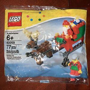 NEW LEGO Christmas Holiday Stocking 40023 Factory Sealed Polybag Set 2011