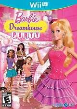 Barbie: Dreamhouse Party Wii-U New Nintendo Wii U, nintendo_wii_u