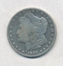 1901-O Morgan Silver Dollar Exact Coin Shown