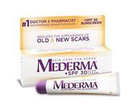 Mederma Cream, SPF 30 Sunscreen, 0.7 oz