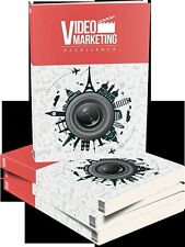 VIDEO MARKETING Gives Power For Targeted, Relevant Vistors To Your Offers (CD)