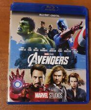 The Avengers (Blu-ray Disc) Robert Downey Jr, Chris Evans - No Digital